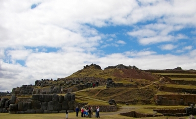 Day 13: Cusco - City tour - Sacsayhuaman, Quenqo and Tambomachay