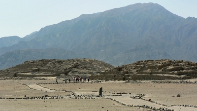 Day 3: Visit Caral
