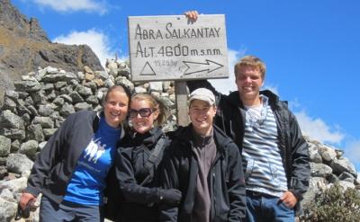Brochmann Imke, Moritz Alwin, Stefanie Mohr and Nadja Kutschke