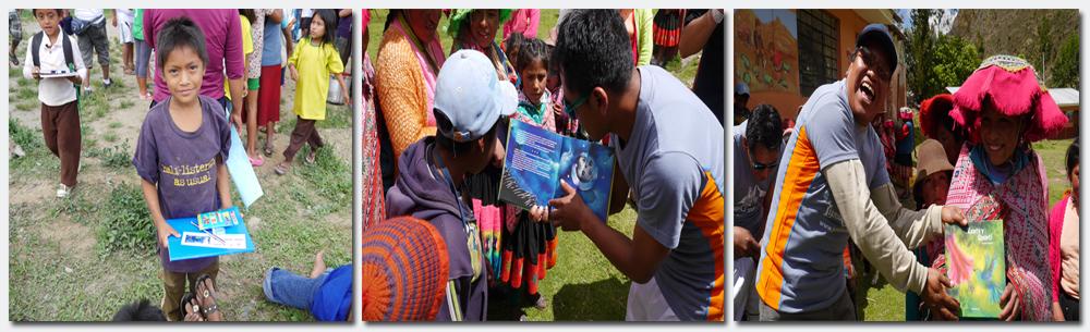 Manu Education - Manu Tours Peru